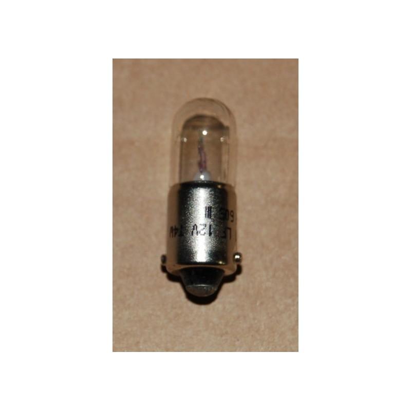 Ampoule feux de position 12v 4w BA9S culot 9mm H27.4mm