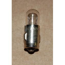 Ampoule indicateur de direction 6v 1.2w BA7S culot 6.8mm H 20mm