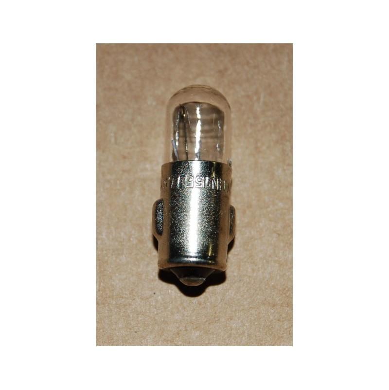 Ampoule indicateur de direction 12v 2w BA7S culot 6.8mm H 20mm