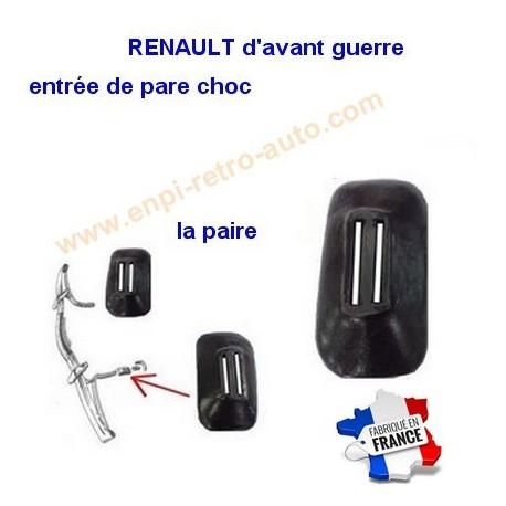 Entrée de Pare-Choc Renault d'avant guerre