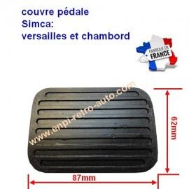 Couvre pédale Simca Versailles & Chambord