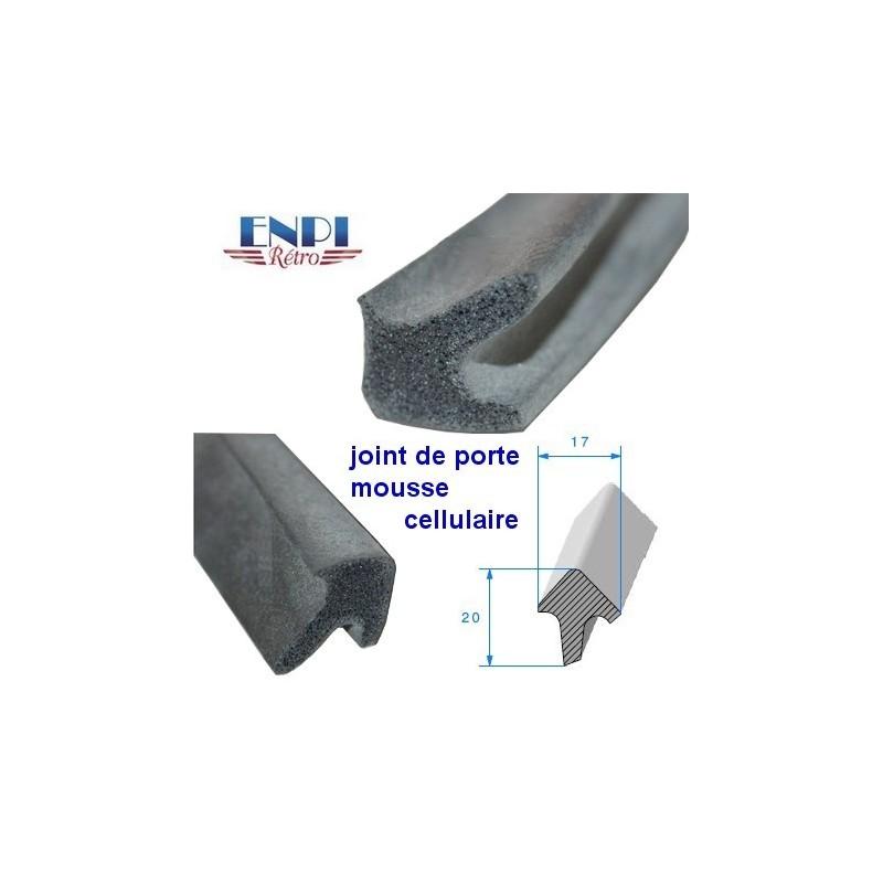 Joint de porte Peugeot 403 - 404 - 204 -304 - Renault Caravelle
