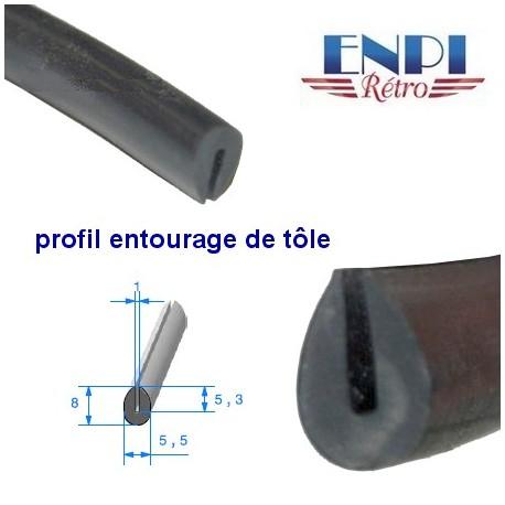 Entourage de Tôle (1,5mm)