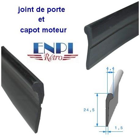 Joint de porte Citroën 2CV, HY