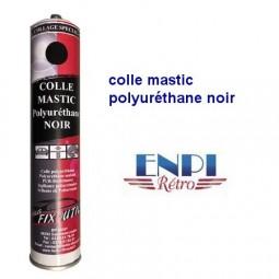 COLLE MASTIC POLYURÉTHANE NOIRE