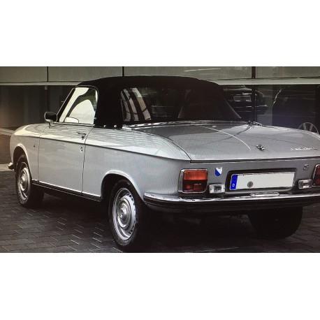Peugeot 204, 304 Vynil noir