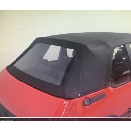 Capote Peugeot 205 en Vinyle Noir