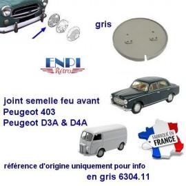 Peugeot joint de feu avant