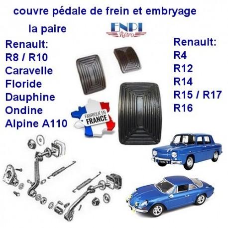 Couvre pédale Renault