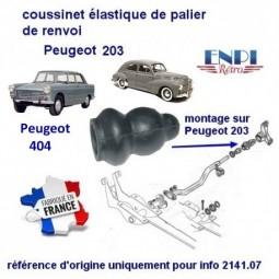 Coussinet de commande d' embrayage Peugeot 203, Peugeot 404