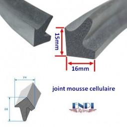 Joint mousse cellulaire cellulaire Peugeot, Renault, Matra Djet