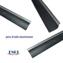 Jonc d'aile aluminium