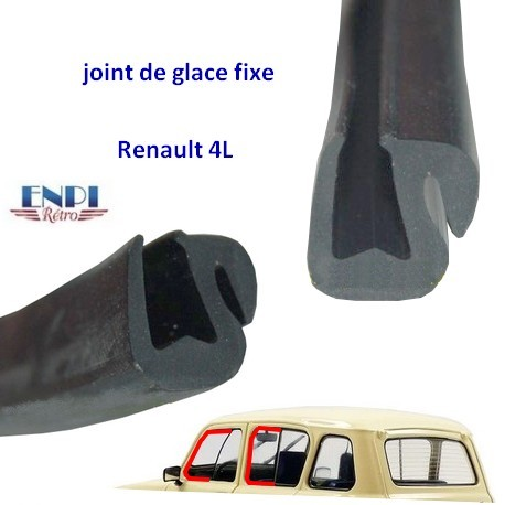 joint de glace fixe Renault 4L