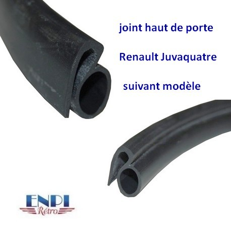 Joint de porte Renault, appui de capote Peugeot 203