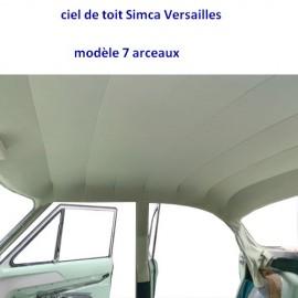 Ciel de toit Simca Versailles, Trianon, Régence