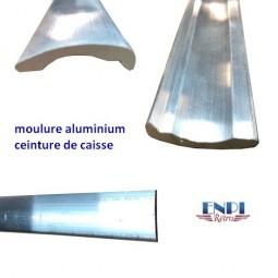 baguette moulure aluminium Longueur 2.25 M