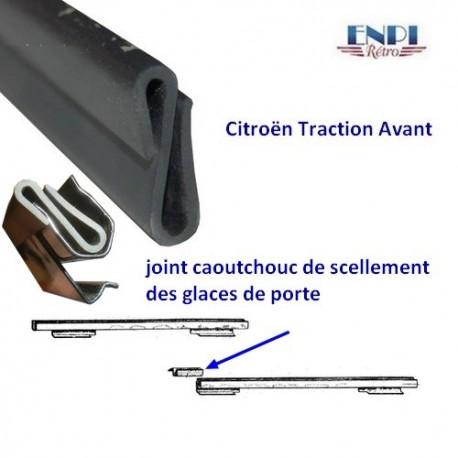 Calage de glace Citroën Traction
