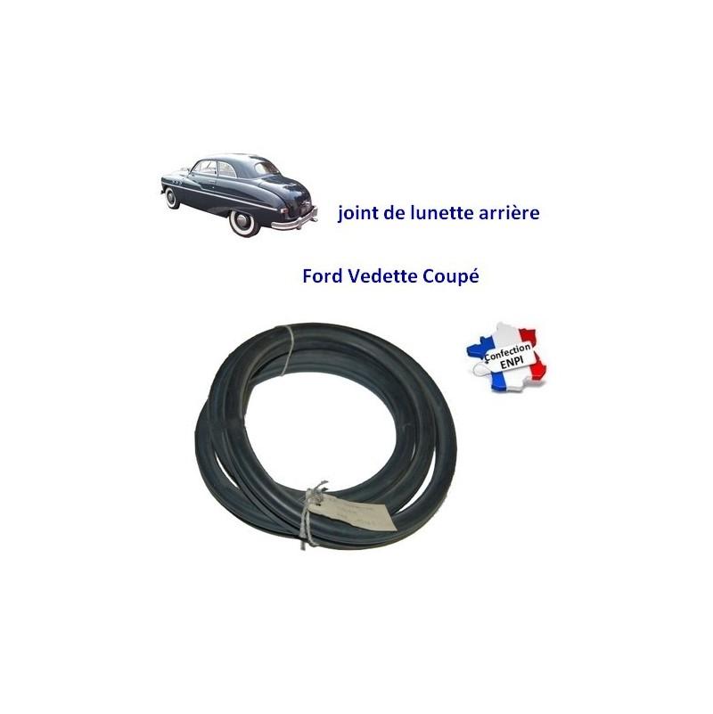 Joint de lunette arrière Ford Vedette
