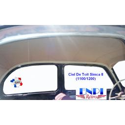 Ciel de toit Simca 8  (1100/1200)