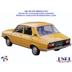 Ciel de toit Renault 12
