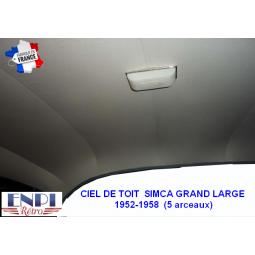 ciel de toit Simca grand large