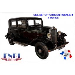 ciel de toit Citroën Rosalie 8